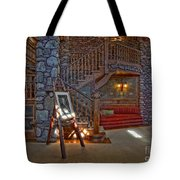 The King's Living Room Tote Bag by Susan Candelario