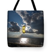 The Kite Tote Bag by Rrrose Pix