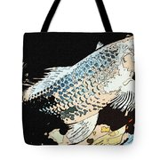 The Koi Tote Bag