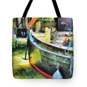The Lady Daphne  Tote Bag