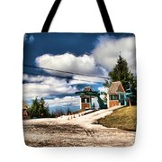 The Last Chair Tote Bag