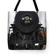 The Last Iron Horse Loc 1518 In Paducah Ky Tote Bag
