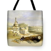 The Legendary Tomb Of David Son Tote Bag