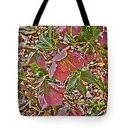 The Lenten Rose Tote Bag