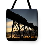 The Lethbridge Bridge Tote Bag
