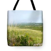 The Light In The Mist Tote Bag