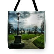 The Light Of A Winter's Day Tote Bag