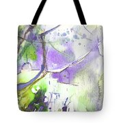 The Light On Planet Goodaboom Tote Bag