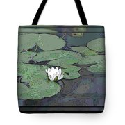 The Lily Bloom Tote Bag