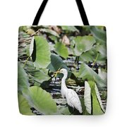 The Lily Float Tote Bag
