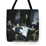 The Lincoln Family Tote Bag