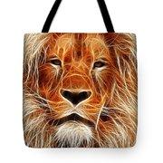The Lion Sleeps Tonight Tote Bag