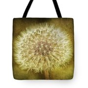 The Lion's Tooth Tote Bag