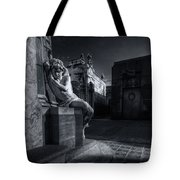 The Little Angel Recoleta Cemetery Ba Tote Bag