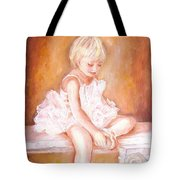 The Little Ballerina Tote Bag