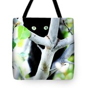 The Little Huntress Tote Bag