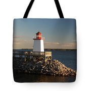 The Little Lighthouse Tote Bag