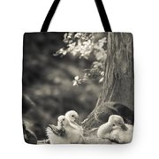 The Little Ones Rest Tote Bag
