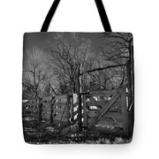 The Loading Pen Tote Bag