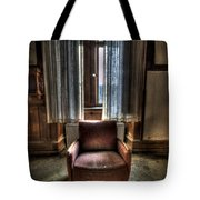 The Lone Seat Tote Bag