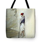 The Lonely Man Tote Bag