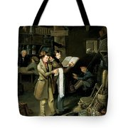 The Long Bill Tote Bag