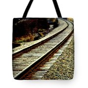 The Long Way Home Tote Bag by Karen Wiles
