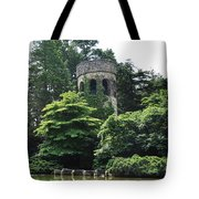The Longwood Gardens Castle Tote Bag
