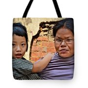 The Love Is Obvious Tote Bag