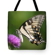 The Love Of Thistle Tote Bag