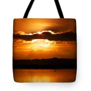 The Magic Of Morning Tote Bag