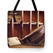 The Mailman Tote Bag
