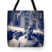 The Maitre D Tote Bag