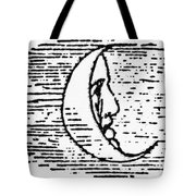 The Man In The Moon Tote Bag by Granger