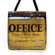 The Manager Tote Bag