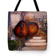 The Mandolin Tote Bag