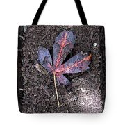 The Maple 5 Tote Bag