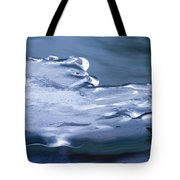 The March Of Winter Tote Bag
