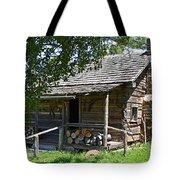 The Mark Twain Family Cabin Tote Bag