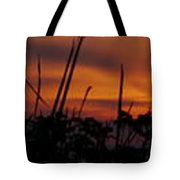 The Marsh At Sunset Tote Bag