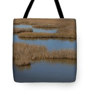 The Marsh Tote Bag