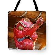 The Mask Tote Bag
