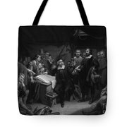 The Mayflower Compact, 1620 Tote Bag