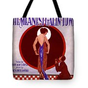 The Meanest Gal In Town Tote Bag