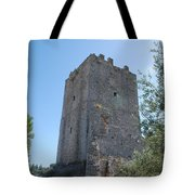 The Medieval Tower Tote Bag