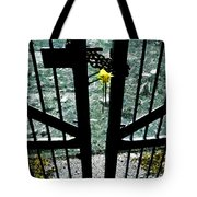 The Memorial Gates Tote Bag