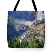 The Middle Tote Bag