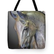 The Mighty Horse Tote Bag