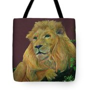 The Mighty King Tote Bag