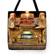 The Mighty Wurlitzer Detroit Mi Tote Bag